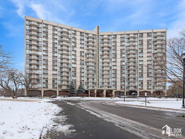 40 N Tower Road 14H, Oak Brook, IL 60523 (MLS #10608152) :: Angela Walker Homes Real Estate Group
