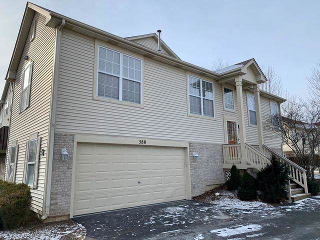 580 Littleton Trail 27-1, Elgin, IL 60120 (MLS #10608172) :: Century 21 Affiliated