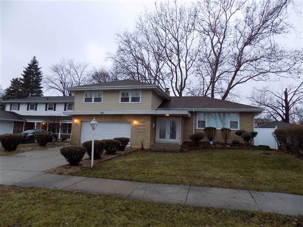 748 Central Park Avenue, Flossmoor, IL 60422 (MLS #10608373) :: The Wexler Group at Keller Williams Preferred Realty