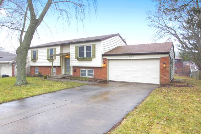 1404 Baugh Drive, Normal, IL 61761 (MLS #10608439) :: BN Homes Group