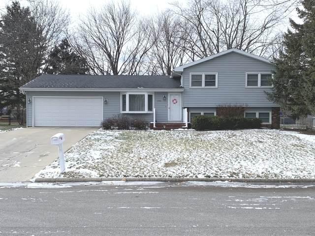 1701 Erin Drive, Normal, IL 61761 (MLS #10608440) :: John Lyons Real Estate