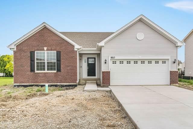16052 S Selfridge Circle, Plainfield, IL 60586 (MLS #10608474) :: Angela Walker Homes Real Estate Group