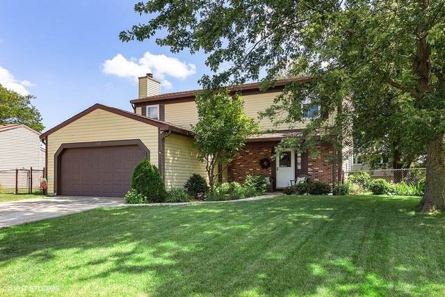7641 W Hickory Creek Drive, Frankfort, IL 60423 (MLS #10608476) :: The Perotti Group | Compass Real Estate
