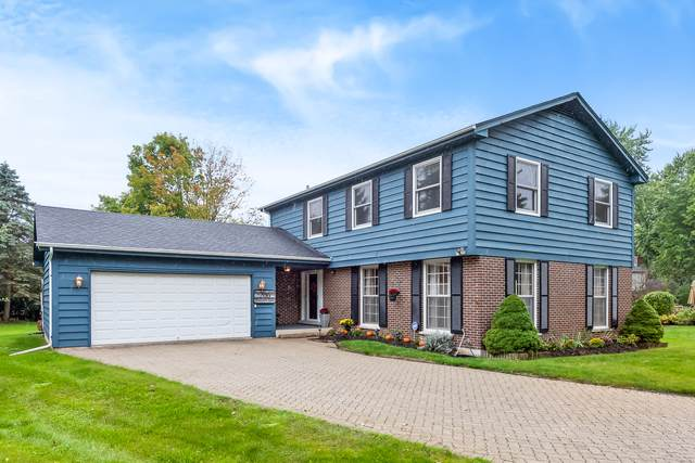 206 Hamilton Lane, Wheaton, IL 60189 (MLS #10608542) :: Lewke Partners