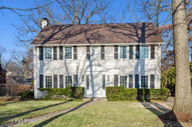 1321 Linden Avenue, Highland Park, IL 60035 (MLS #10608662) :: The Perotti Group | Compass Real Estate