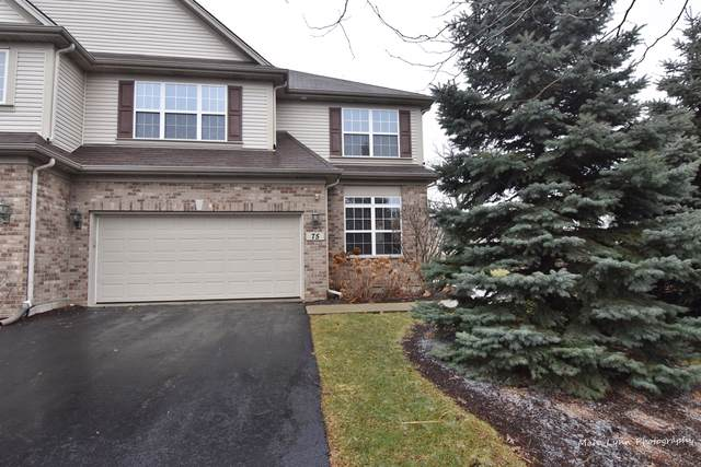 75 Oak Creek Court, North Aurora, IL 60542 (MLS #10608791) :: Property Consultants Realty