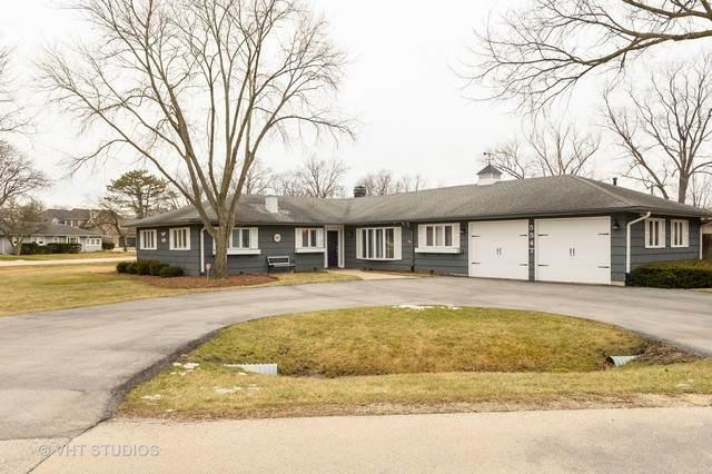 5547 S Monroe Street, Hinsdale, IL 60521 (MLS #10608817) :: Helen Oliveri Real Estate