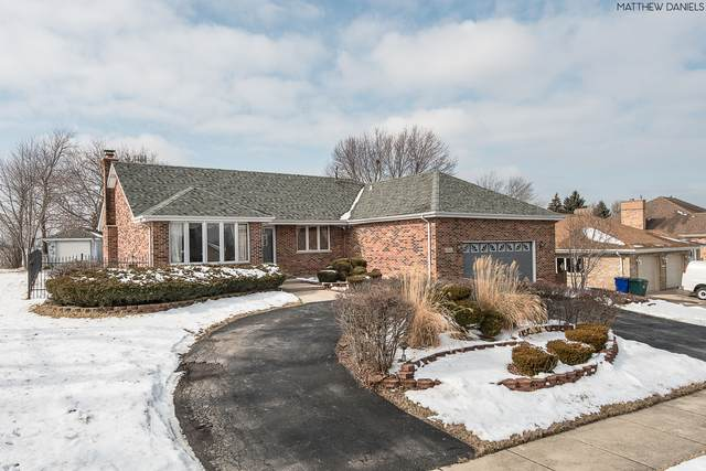 12940 W Tanglewood Circle, Palos Park, IL 60464 (MLS #10608956) :: The Wexler Group at Keller Williams Preferred Realty