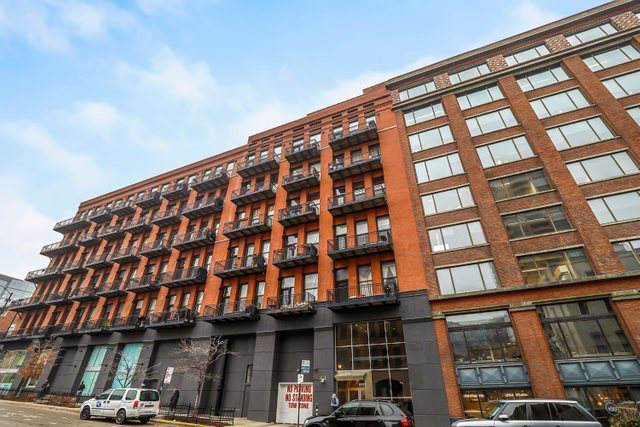 616 W Fulton Street #413, Chicago, IL 60661 (MLS #10609055) :: John Lyons Real Estate