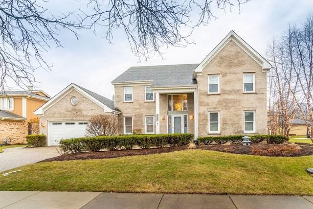 2761 E Woodbury Drive, Arlington Heights, IL 60004 (MLS #10609100) :: Angela Walker Homes Real Estate Group