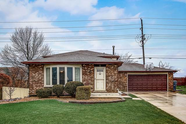 9113 Westwood Drive, Orland Hills, IL 60487 (MLS #10609128) :: The Mattz Mega Group