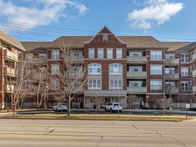 77 N Quentin Road #402, Palatine, IL 60067 (MLS #10609368) :: Lewke Partners