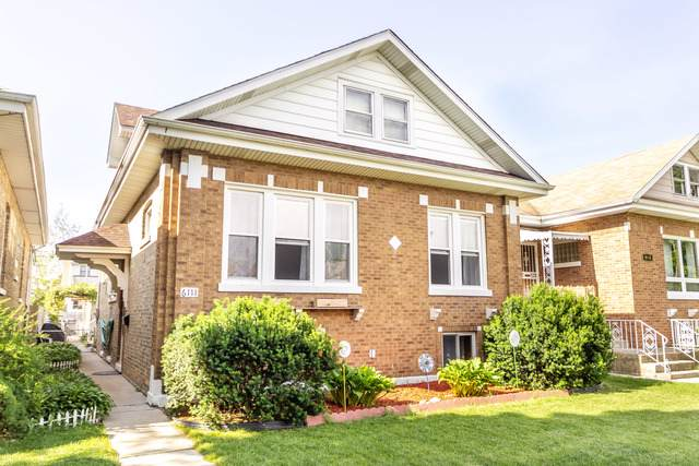 6111 W Berenice Avenue, Chicago, IL 60634 (MLS #10609405) :: Baz Realty Network | Keller Williams Elite