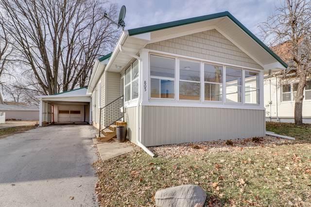 805 Bunn Street, Bloomington, IL 61701 (MLS #10609427) :: Property Consultants Realty