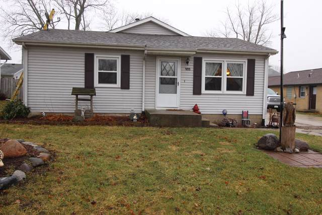 103 N Price Street, Downs, IL 61736 (MLS #10609485) :: Janet Jurich