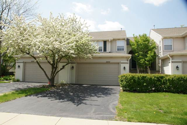 2452 Palazzo Court, Buffalo Grove, IL 60089 (MLS #10609593) :: Angela Walker Homes Real Estate Group