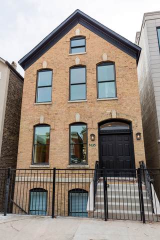1635 W Pierce Avenue #1, Chicago, IL 60622 (MLS #10609696) :: Property Consultants Realty