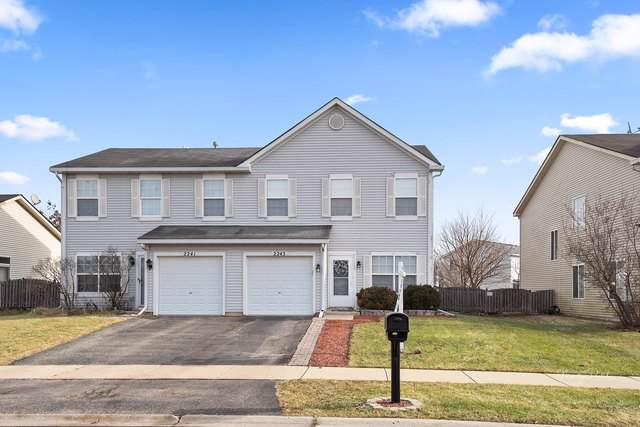 2243 Rebecca Circle, Montgomery, IL 60538 (MLS #10609752) :: The Wexler Group at Keller Williams Preferred Realty
