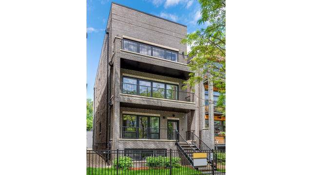 1415 N Rockwell Street #3, Chicago, IL 60622 (MLS #10609808) :: Property Consultants Realty