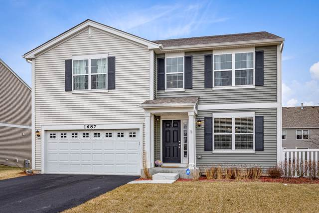 1687 Serenity Drive, Antioch, IL 60002 (MLS #10609854) :: The Wexler Group at Keller Williams Preferred Realty