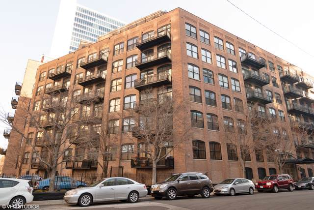 520 W Huron Street #306, Chicago, IL 60654 (MLS #10609900) :: Littlefield Group