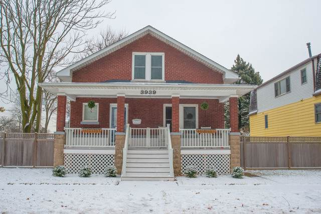 3939 Raymond Avenue, Brookfield, IL 60513 (MLS #10609931) :: Angela Walker Homes Real Estate Group