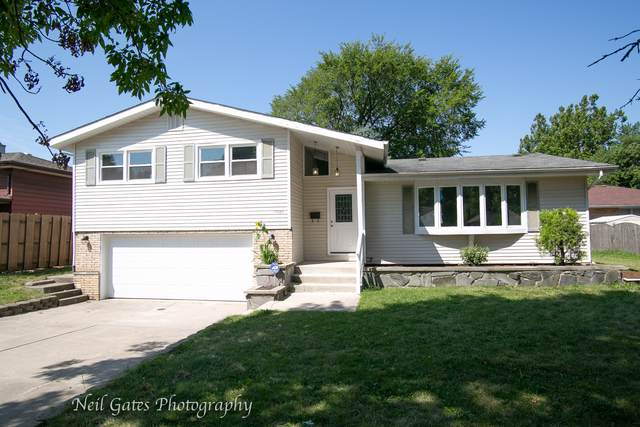 17020 Bernadine Street, Lansing, IL 60438 (MLS #10610047) :: The Mattz Mega Group