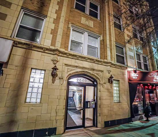 2649 N Kedzie Avenue 3D, Chicago, IL 60647 (MLS #10610056) :: Property Consultants Realty