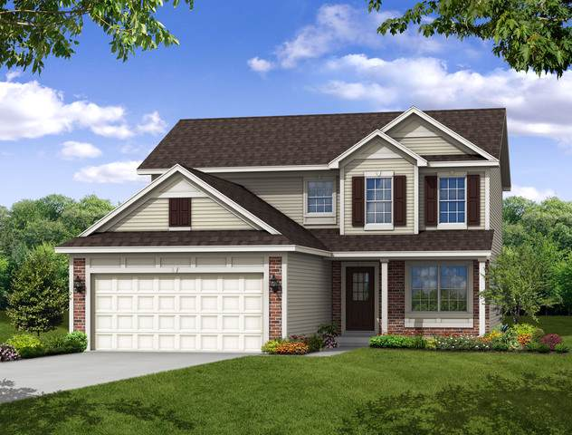 548 S Stone Brook Drive, Romeoville, IL 60446 (MLS #10610067) :: Angela Walker Homes Real Estate Group