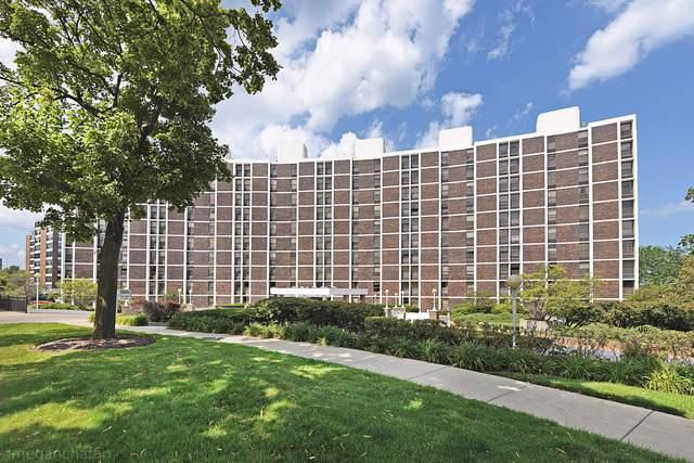 1500 Sheridan Road 9K, Wilmette, IL 60091 (MLS #10610081) :: Lewke Partners