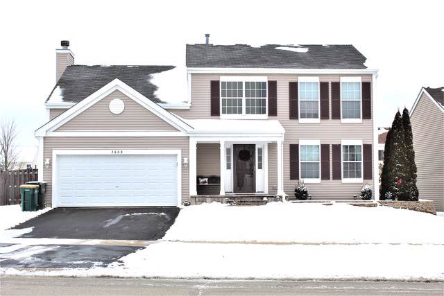 3608 Rebecca Drive, Zion, IL 60099 (MLS #10610091) :: John Lyons Real Estate