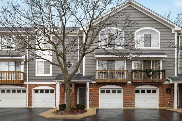 820 W Saint Johns Place, Palatine, IL 60067 (MLS #10610124) :: Lewke Partners