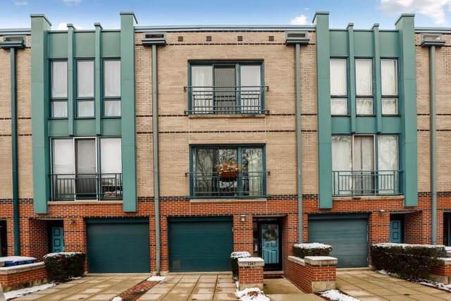 1347 S Clark Street, Chicago, IL 60605 (MLS #10610318) :: Touchstone Group