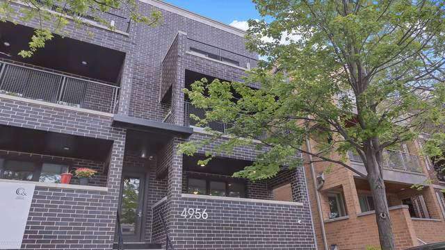 4956 N Western Avenue 3N, Chicago, IL 60625 (MLS #10610345) :: Angela Walker Homes Real Estate Group