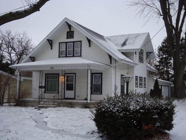 724 Gray Street, Belvidere, IL 61008 (MLS #10610372) :: Baz Realty Network   Keller Williams Elite