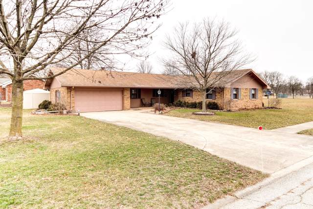448 Glenwood Drive, Rantoul, IL 61866 (MLS #10610381) :: Property Consultants Realty