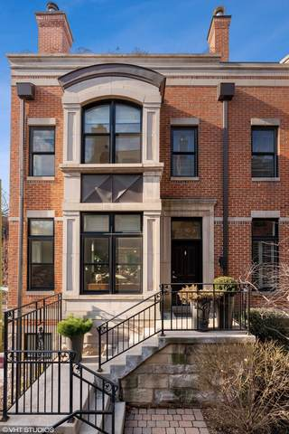 2330 W Wabansia Avenue #3, Chicago, IL 60647 (MLS #10610426) :: Property Consultants Realty