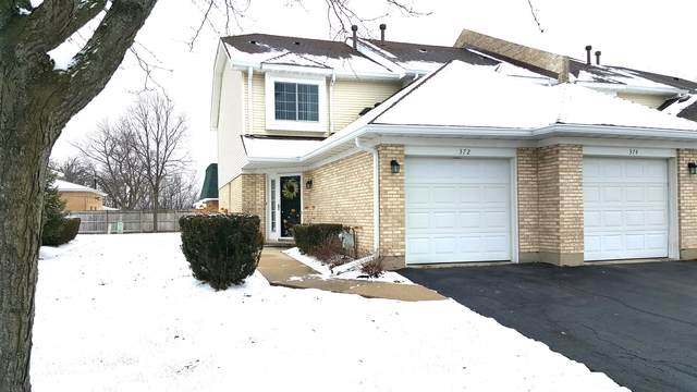372 Lakeview Circle, Bolingbrook, IL 60440 (MLS #10610465) :: Property Consultants Realty