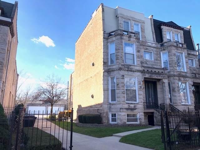 4536 S Lake Park Avenue, Chicago, IL 60653 (MLS #10610479) :: The Dena Furlow Team - Keller Williams Realty