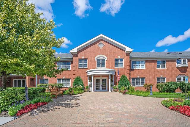 1234 Depot Street #107, Glenview, IL 60025 (MLS #10610494) :: Property Consultants Realty
