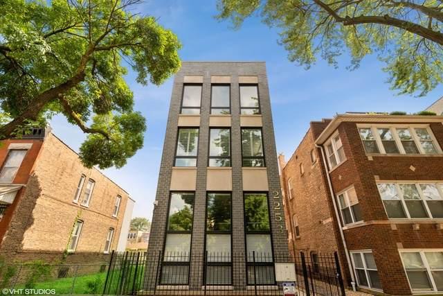 2253 W Huron Street #2, Chicago, IL 60612 (MLS #10610496) :: John Lyons Real Estate