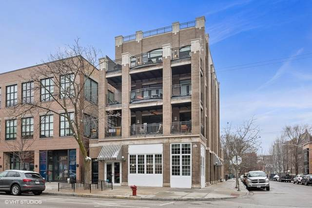 1700 W Division Street #4, Chicago, IL 60622 (MLS #10610511) :: Property Consultants Realty
