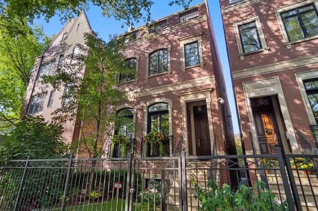 1420 W Byron Street, Chicago, IL 60613 (MLS #10610515) :: Baz Realty Network | Keller Williams Elite