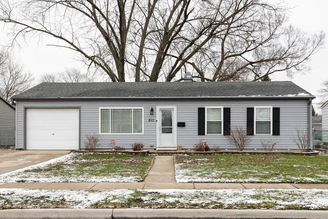 511 Everette Avenue, Romeoville, IL 60446 (MLS #10610601) :: Angela Walker Homes Real Estate Group