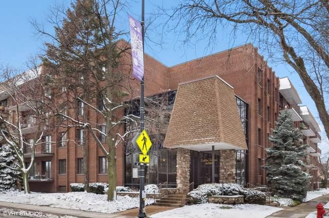 5200 Oakton Street #409, Skokie, IL 60077 (MLS #10610619) :: Property Consultants Realty