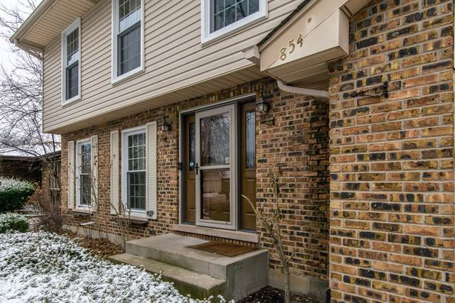 854 University Avenue, Matteson, IL 60443 (MLS #10610732) :: John Lyons Real Estate