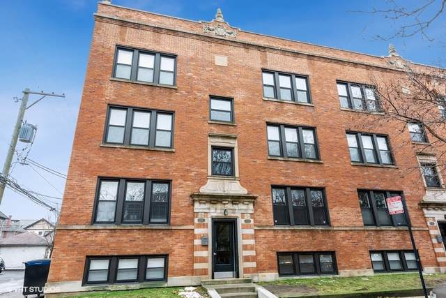 1515 W Cullom Avenue G, Chicago, IL 60613 (MLS #10610739) :: Angela Walker Homes Real Estate Group