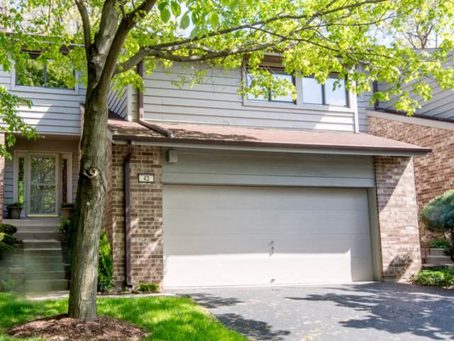 43 Commons Drive, Palos Park, IL 60464 (MLS #10610778) :: The Wexler Group at Keller Williams Preferred Realty