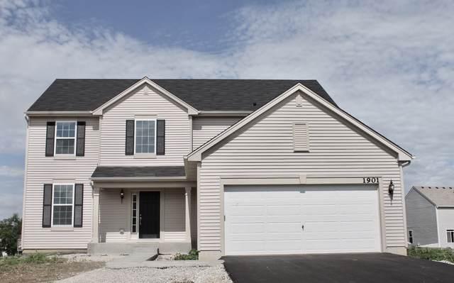 8412 Foxborough Way, Joliet, IL 60431 (MLS #10610788) :: The Wexler Group at Keller Williams Preferred Realty