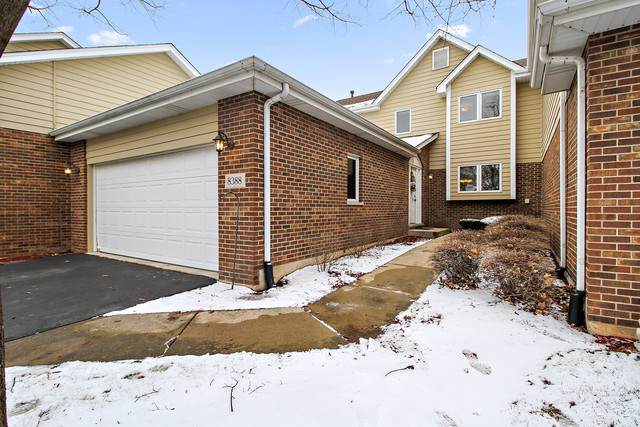 8388 Dunmore Drive, Tinley Park, IL 60487 (MLS #10610836) :: Angela Walker Homes Real Estate Group